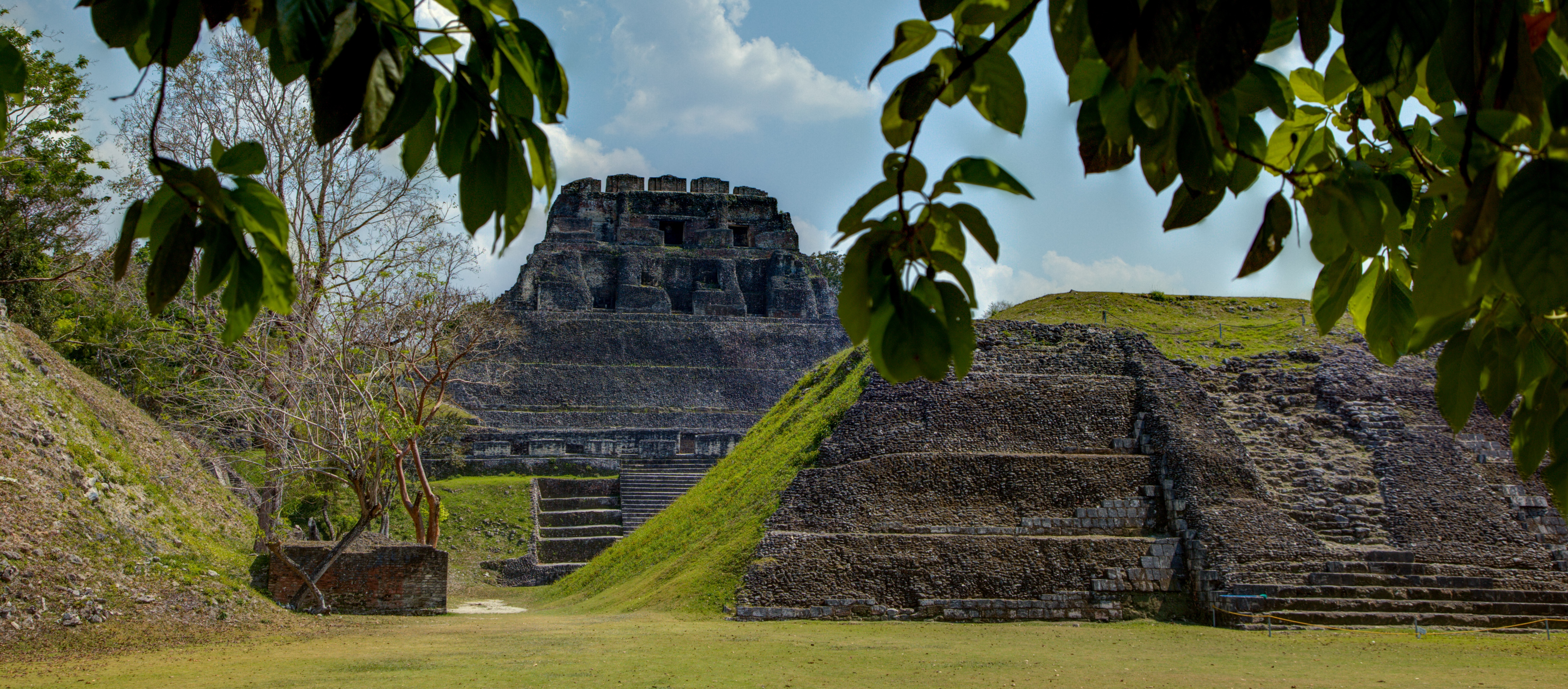 belize maya temples