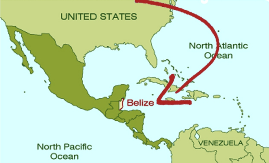 About Belize Information And Facts About Belize