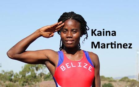 Kaina Martinez Track