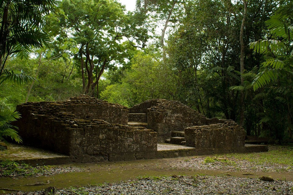 Maya Civilization in Belize