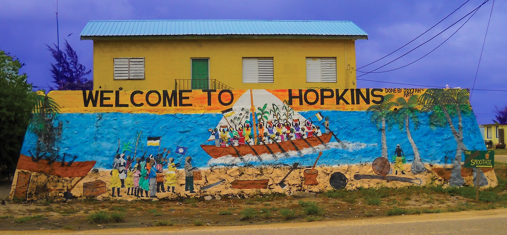 Hopkins Belize