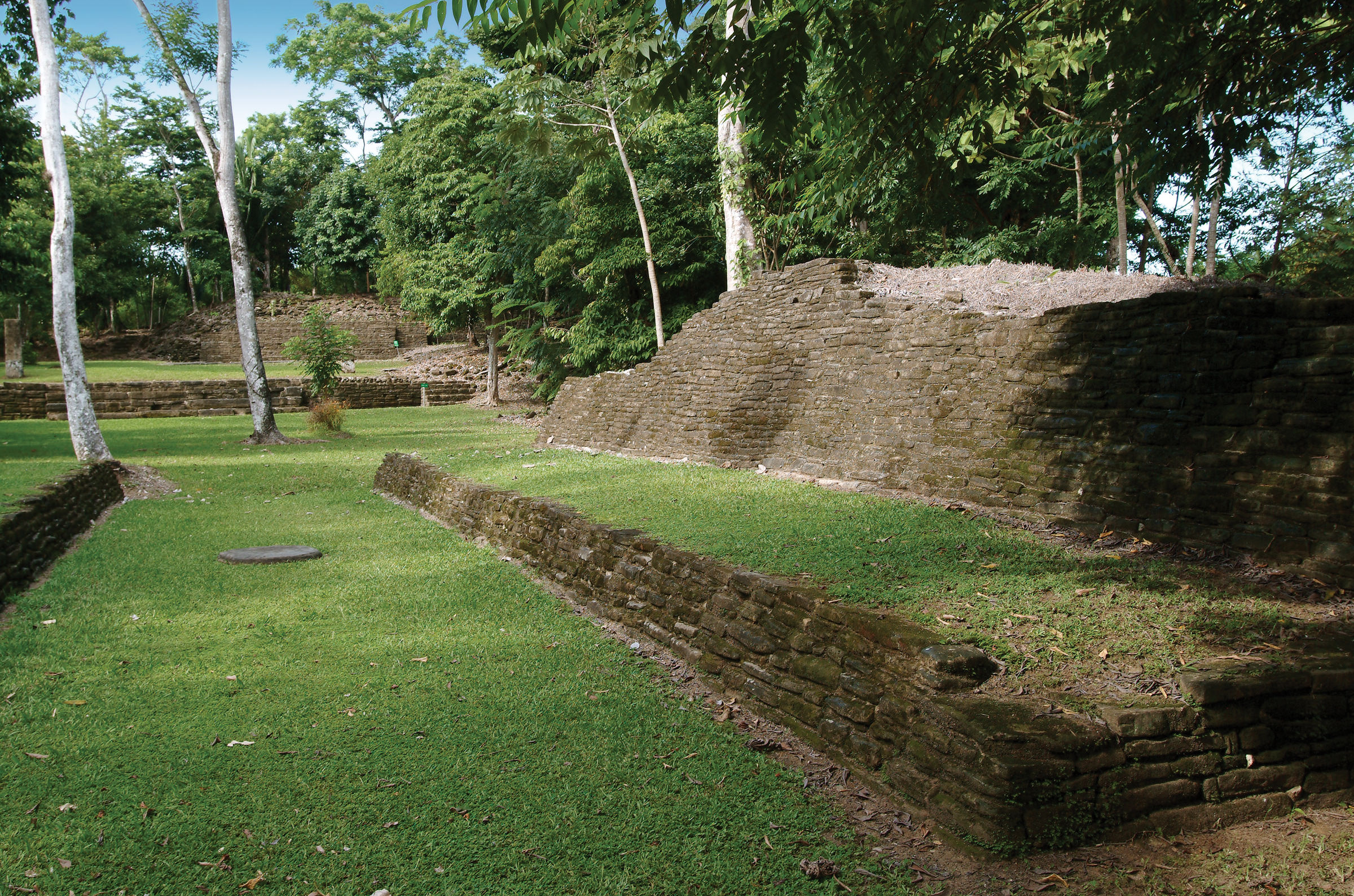 Maya Ruins in Southern Belize