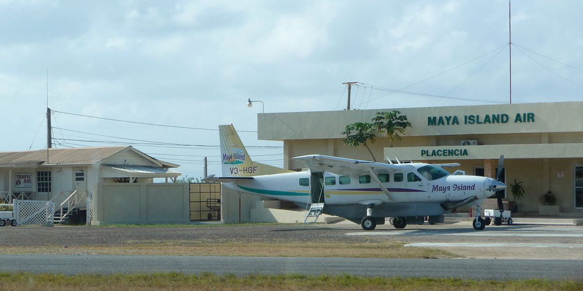 Placencia Belize Airport - What You Need to Know