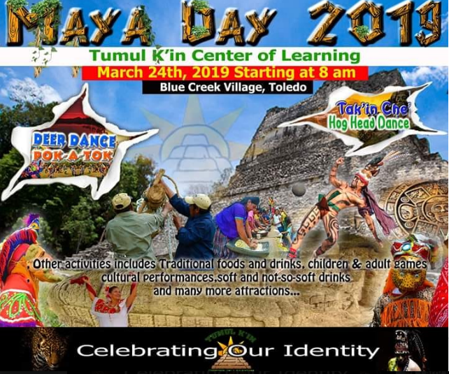 belize maya day