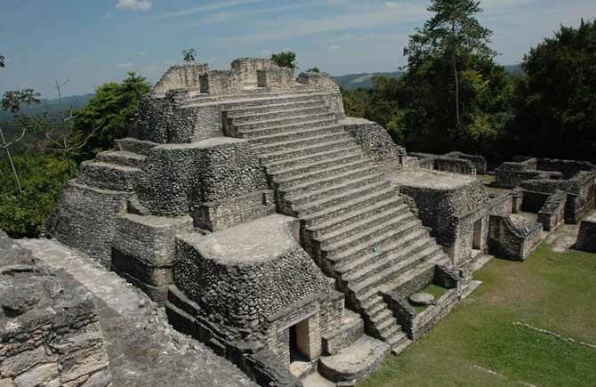 The Maya of Belize