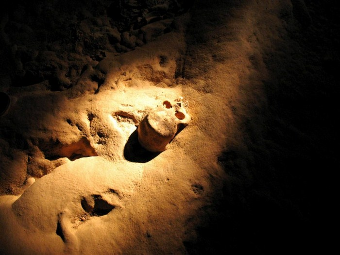 Actun Tunichil Muknal (ATM) Cave in Belize